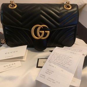 Gucci Marmont Small Matelasse